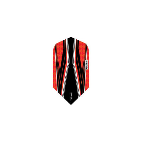Pentathlon TDP-LUX Slim Red/Black Flights Dart Flights Viper
