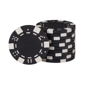 [REFURBISHED] Fat Cat 500Ct Texas Hold'Em Dice Poker Chip Set Refurbished Refurbished GLD Products