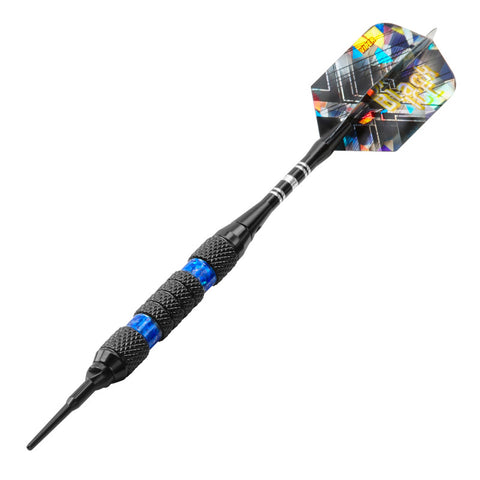 Image of Viper Black Ice Blue Soft Tip Darts 18 Grams