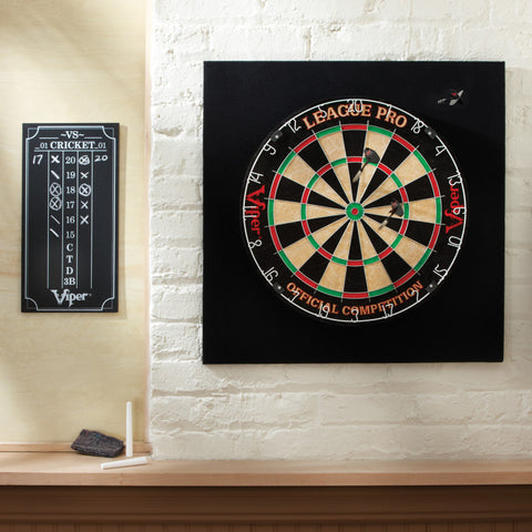 Image of Viper League Pro Sisal Dartboard Starter Kit