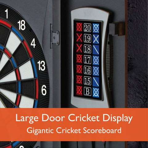 Image of Fat Cat Mercury Electronic Dartboard