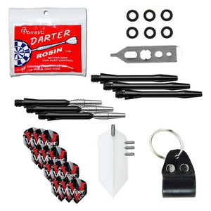 Viper Dart Accessory Tune Up Kit, Steel Tip Darts