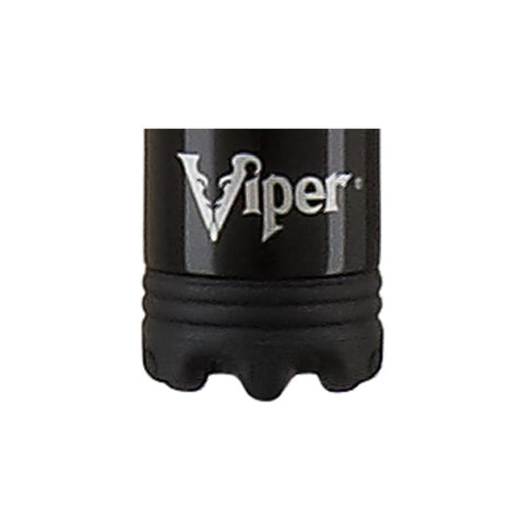 Image of Viper Sinister Series Cue with White Stripe Design Billiard Cue Viper