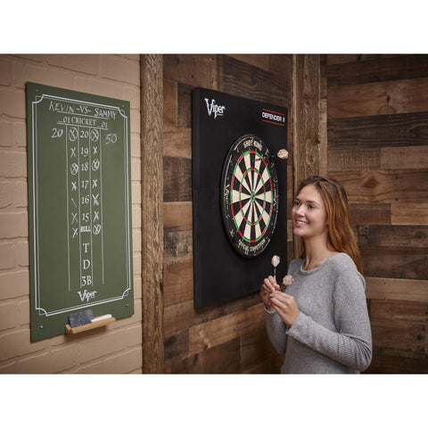 Image of Viper Large Cricket Chalk Scoreboard Dartboard Accessories Viper