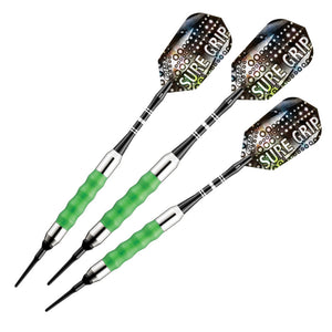 Viper Sure Grip Soft Tip Darts Green 16 Grams