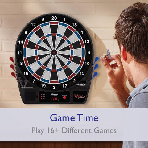 Image of Viper Vtooth 1000 Bluetooth Electronic Dartboard