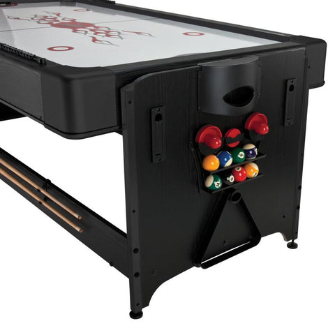 Image of Fat Cat Original 2-in-1 7' Pockey™ Multi-Game Table Multi-Tables Fat Cat
