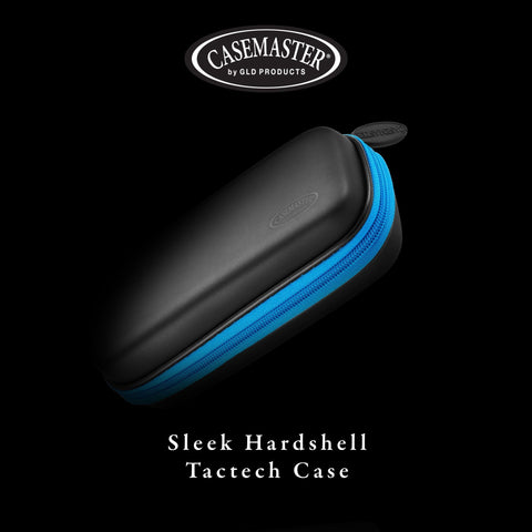 Image of [REFURBISHED] Casemaster Sentry Dart Case with Blue Zipper Refurbished Refurbished GLD Products