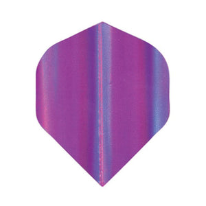 V-Lux Glitter Flights Metallic Purple Dart Flights Viper
