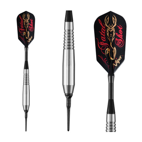 Image of Viper Underground Fatal Shot Soft Tip Darts 18 Grams