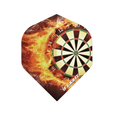 Elkadart iFlight Flights Standard Dartboard