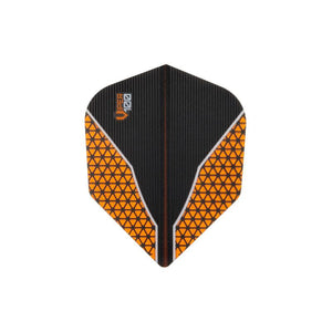 V-100 Flights Standard Orange Dart Flights Dart Flights Viper