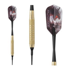 Fat Cat Warrior Darts Soft Tip Darts 16 Grams Soft-Tip Darts Fat Cat
