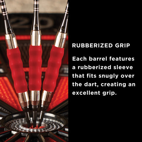 Viper Sure Grip Soft Tip Darts Red 16 Grams
