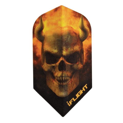 Elkadart iFlight Slim Skull/Horns Dart Flights Elkadart