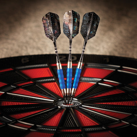 Viper Sure Grip Darts Blue Soft Tip Darts Soft-Tip Darts Viper