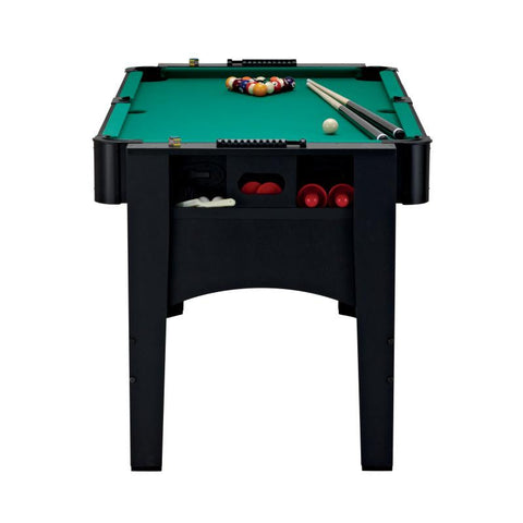 Image of Fat Cat 3-in-1 6' Flip Multi-Game Table Multi-Tables Fat Cat