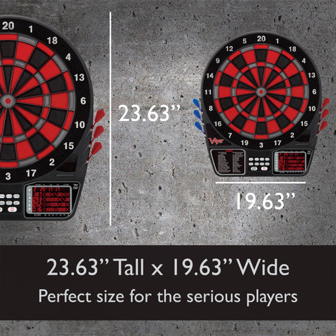 "Image of Viper 797 Electronic Dartboard, 15.5"" Regulation Target"