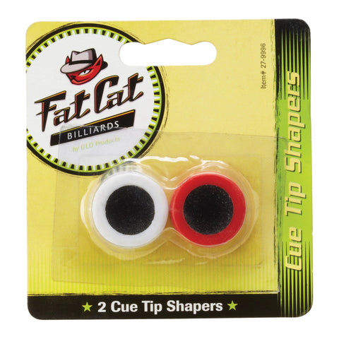 Fat Cat Cue Tip Shapers