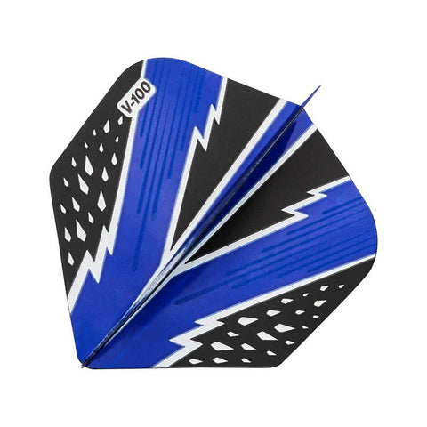 V-100 Cold Steel Standard Dart Flights Dart Flights Viper