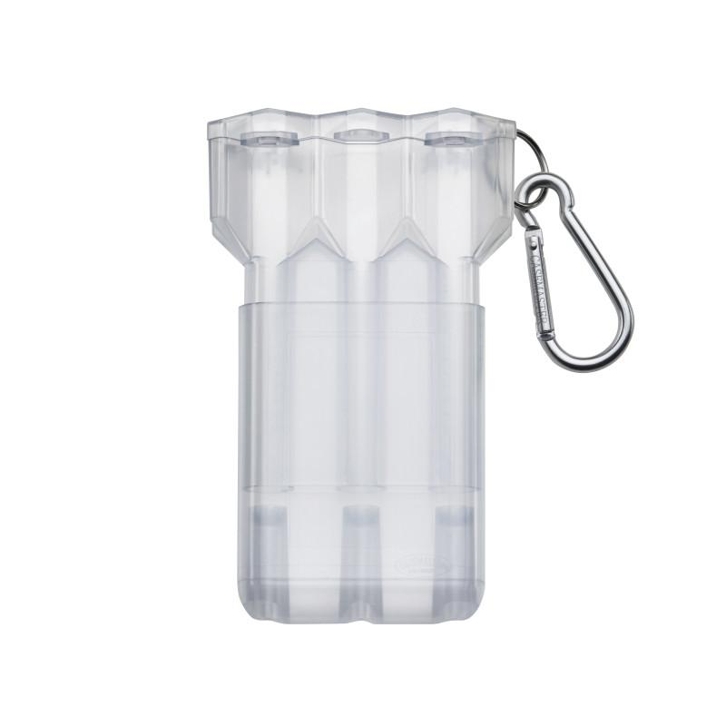 Casemaster Nomad Adjustable Dart Case Clear Dart Cases Casemaster