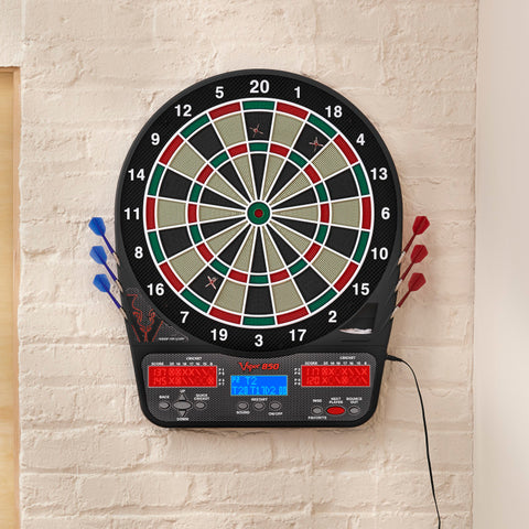 Image of Viper 850 Electronic Dartboard Soft-Tip Dartboard Viper