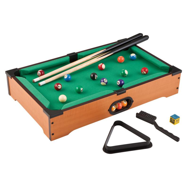 Mainstreet Classics Sinister Table Top Billiards Gld Products