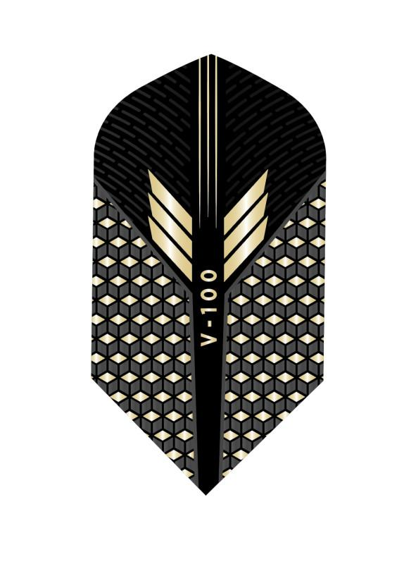 V-100 Wizard Slim Dart Flights Dart Flights Viper