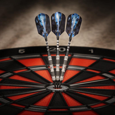 Image of Viper Astro Darts 80% Tungsten Soft Tip Darts Black Rings Soft-Tip Darts Viper