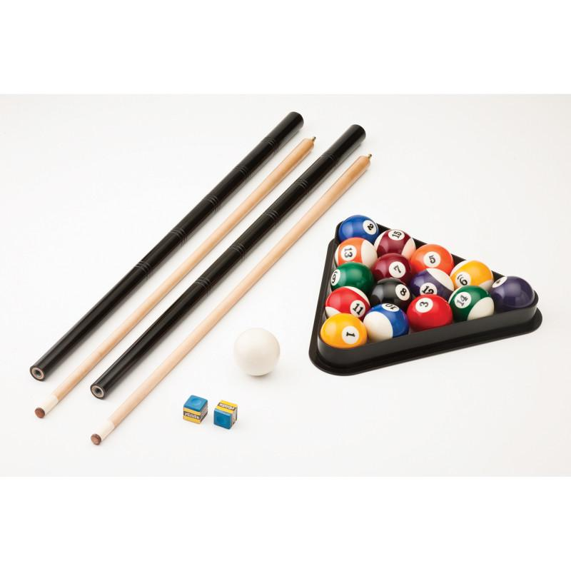 Fat Cat Frisco 7.5' Billiard Table with Play Package