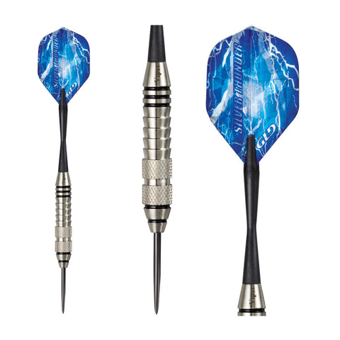 Image of Viper Silver Thunder Darts Steel Tip Darts 23 Grams Steel-Tip Darts Viper