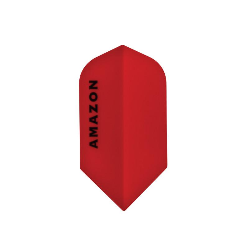 Amazon Slim Red Flights Dart Flights Viper