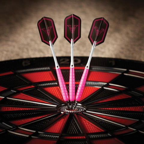 Image of Viper V Glo Soft Tip 18gm Pink Soft-Tip Darts Viper
