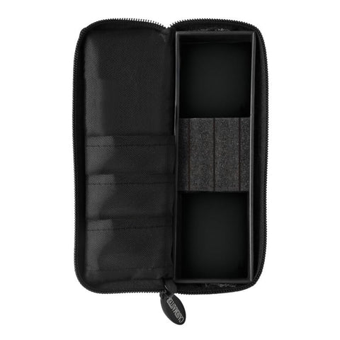 Image of Casemaster Salvo Black Nylon Dart Case Dart Cases Casemaster