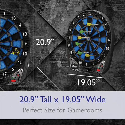 Viper Vtooth 1000 EX Bluetooth Electronic Dartboard