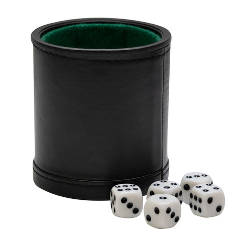 Fat Cat Dice Cup & Dice