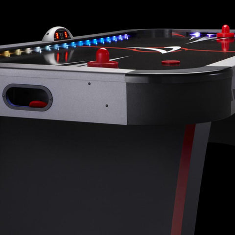 Image of Fat Cat Volt LED Light-Up Air Hockey Table Table Hockey Table Fat Cat