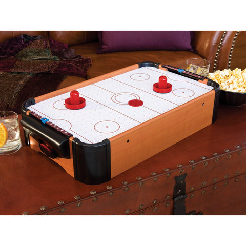 Image of [REFURBISHED] Mainstreet Classics Sinister Table Top Air Powered Hockey Refurbished Refurbished GLD Products
