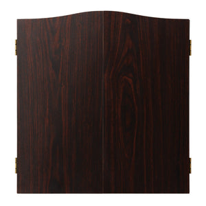 [REFURBISHED] Viper Vault Dartboard Cabinet with Shot King Sisal Dartboard