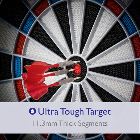 "Image of Viper 777 Electronic Dartboard, 15.5"" Regulation Target"