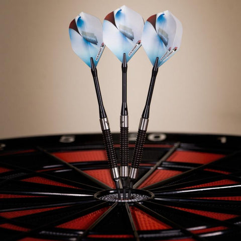 Image of Elkadart Razor 80% Tungsten Soft Tip Darts #1 Barrel Style Soft-Tip Darts Elkadart