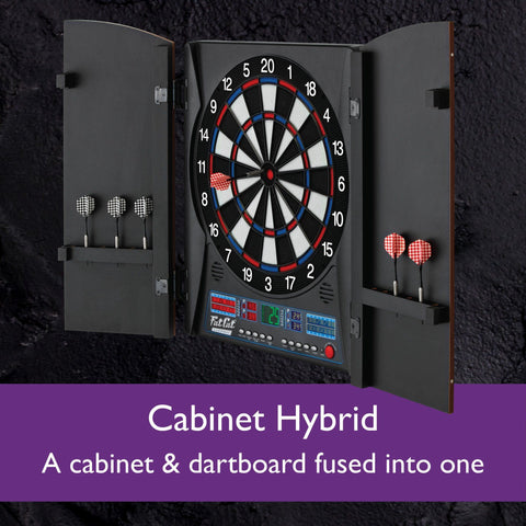 Image of [REFURBISHED] Fat Cat Electronx Electronic Dartboard Refurbished Refurbished GLD Products