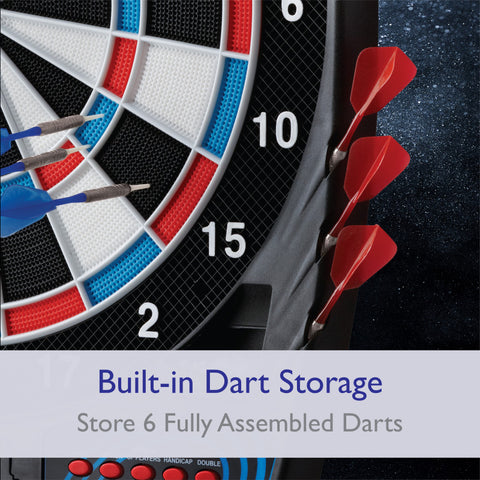 Image of Viper 777 Electronic Dartboard Soft-Tip Dartboard Viper