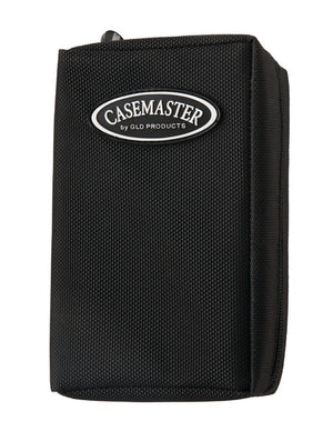 Casemaster Elite Jr Black Nylon Dart Case