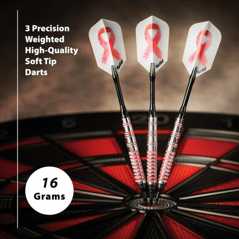 Fat Cat Pink Lady Soft Tip Darts 16 Grams Soft-Tip Darts Fat Cat