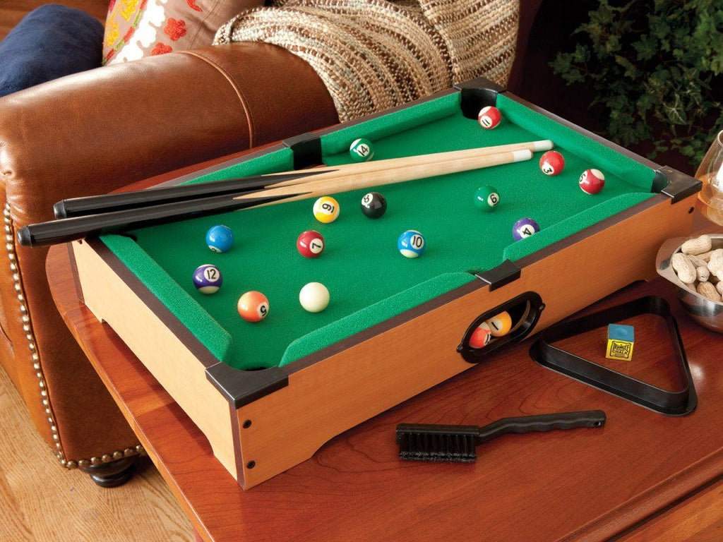 Mainstreet Classics Sinister Table Top Billiards Table Top Mainstreet Classics