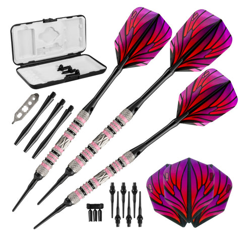 Image of Viper Wings Darts 80% Tungsten Soft Tip Darts 16 Grams Soft-Tip Darts Viper