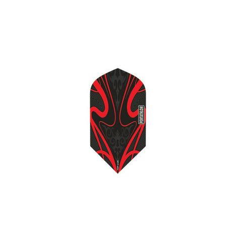 Pentathlon TDP-LUX Slim Red Flights Dart Flights Viper