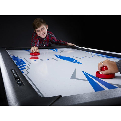 Fat Cat Polar Blast 6' Folding Air Hockey Table Table Hockey Table Fat Cat