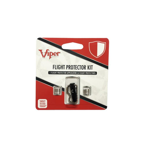Viper Aluminum Flight Protector with Applicator